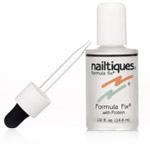 Nail Supplements: Nailtiques Formula Fix with Protein