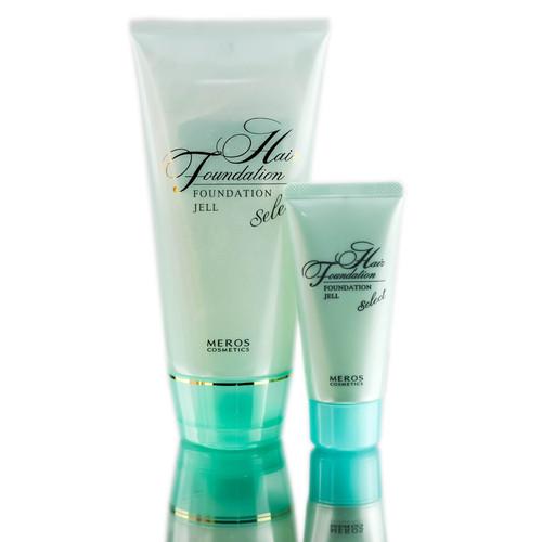 Meros Hair Foundation - foundation jell