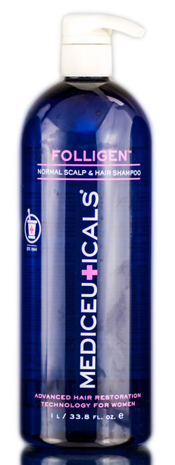 Therapro Mediceuticals Womens Folligen Shampoo for Hair Loss