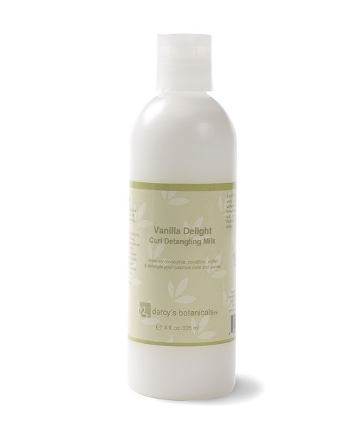 Darcy's Botanicals Vanilla Delight Curl Detangling Milk
