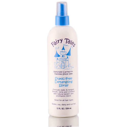 Fairy Tales Static Free Leave-in Detangling Spray