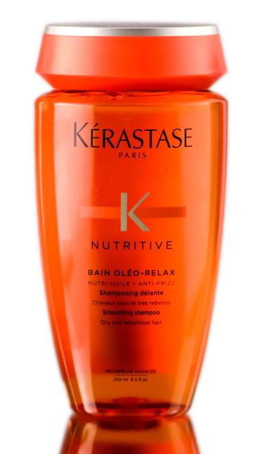 Kerastase Nutritive Bain Oleo-Relax Smoothing Shampoo - dry & rebellious hair