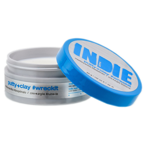 INDIE Hair Putty Clay #wreckit