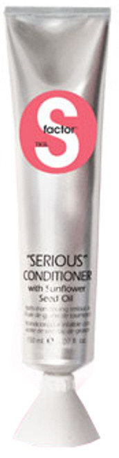 TIGI S-Factor Serious Conditioner with Sunflower Seed Oil