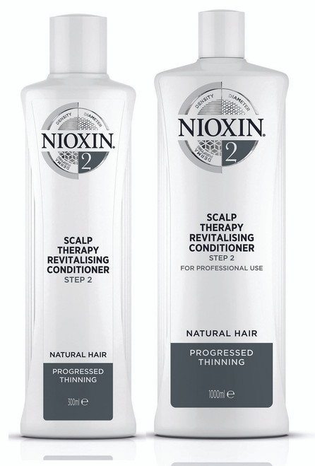Nioxin System 2 Scalp Therapy Conditioner for Fine Hair