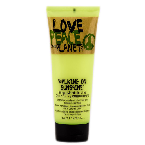 Tigi Love Peace and the Planet Walking On Sunshine Daily Shine Conditioner