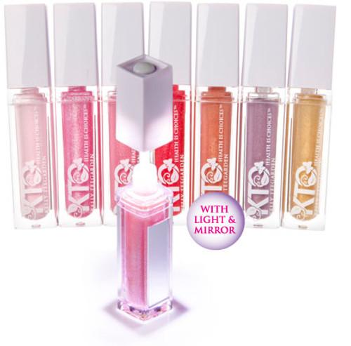 Kelly Teegarden Organics Lip Gloss Sleekshop Com
