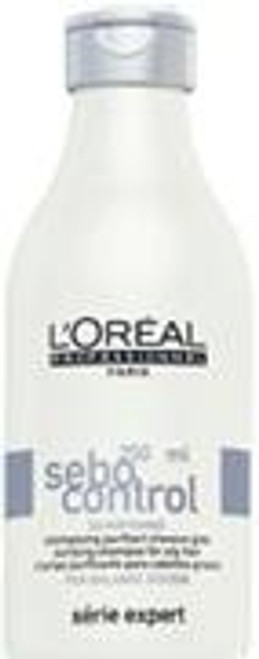 L'oreal Serie Expert - Sebo Control Purifying Shampoo for oily hair
