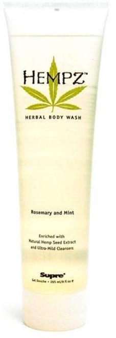 Hempz Herbal Body Wash - Rosemary and Mint