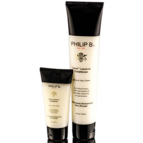Philip B Lovin' Leave-In Hair Conditioning Creme