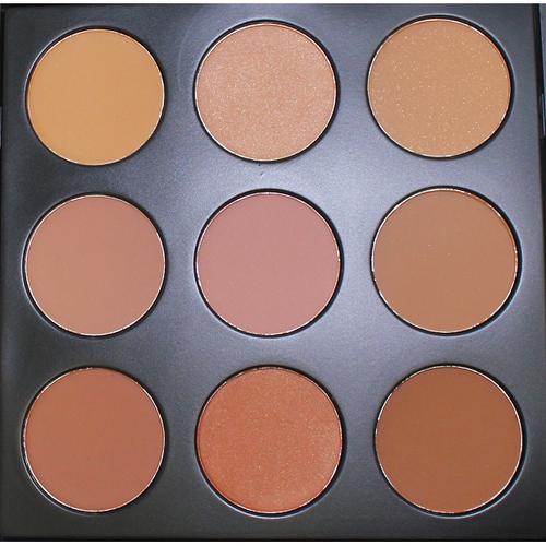 Morphe That Glow Bronzer Palette - 9BZ
