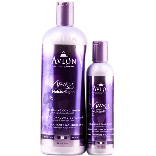 Avlon Affirm Moistur Right Nourishing Conditioner