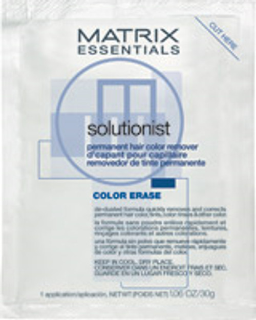 Matrix Essentials Solutionist Colorerase Permanent Hair Color Remover