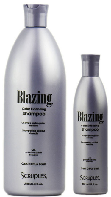 Scruples Blazing Color Extending Shampoo