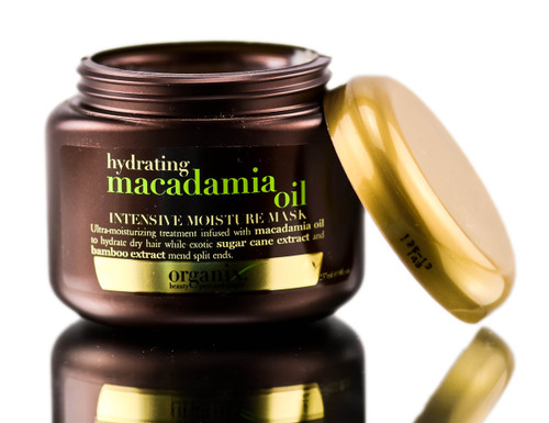 Organix Hydrating Macadamia Oil Intensive Moisture Mask