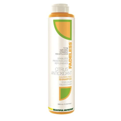 Beautiful Nutrition Fadeless Citrus Antioxidant Shampoo