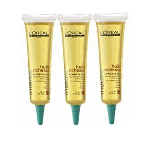 L'oreal Serie Nature Huile Richesse Pre-Shampoo Oil for Dry Hair
