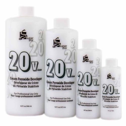 Marianna Super Star Cream Peroxide Developer 20 Volume