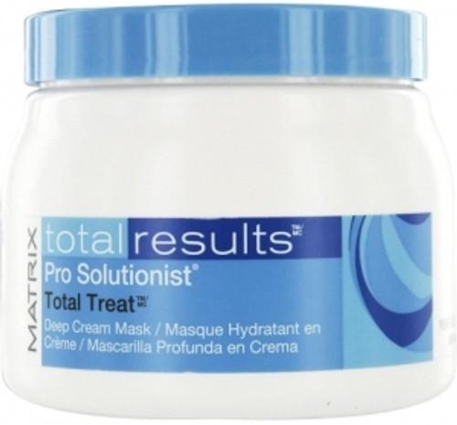 Matrix Total Results Pro Solutionist Total Treat Deep Cream Mask