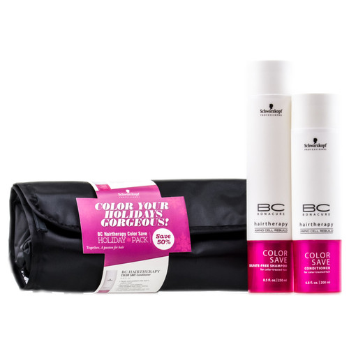 Schwarzkopf Professional BC Bonacure Hairtherapy Holiday Pack