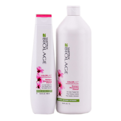 Matrix Biolage ColorLast Shampoo For Color Treated Hair