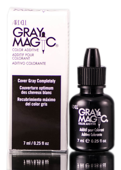 Ardell Gray Magic Color Additive - cover gray completely