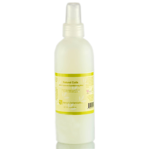Darcy's Botanicals Natural Coils Daily Leave-In Conditioning Mist