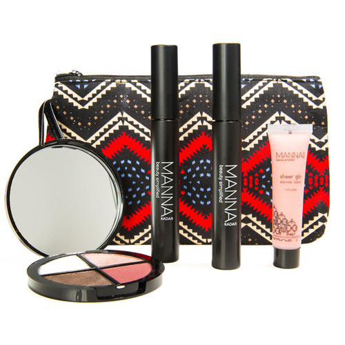 Manna Kadar Makeup Set - Elegant Affection