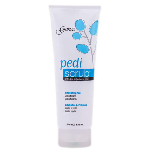 Gena Pedi Scrub Exfoliating Gel