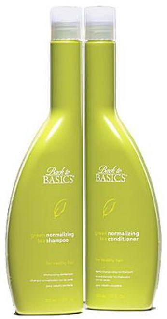 Back to Basics Green Tea Normalizing Shampoo