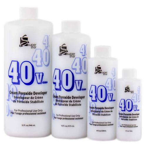 Marianna Super Star Cream Peroxide Developer 40 Volume