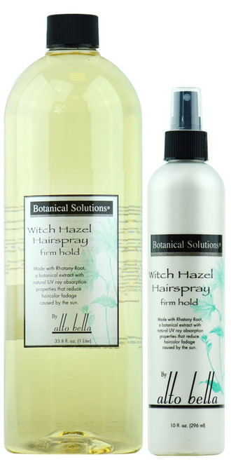 Alto Bella Witch Hazel Firm Hold Hairspray