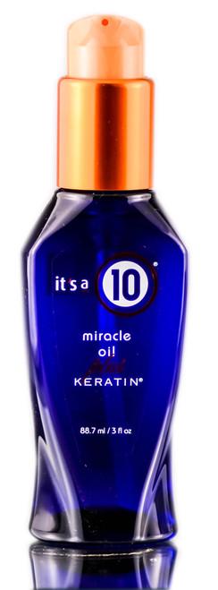 It's a 10 Ten Miracle Oil Plus Keratin