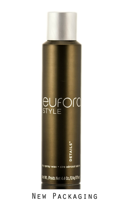 Eufora Details Dry Spray Wax