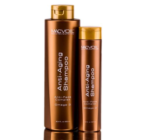 Silkology MACVOIL Anti-Aging Moisturizing Shampoo