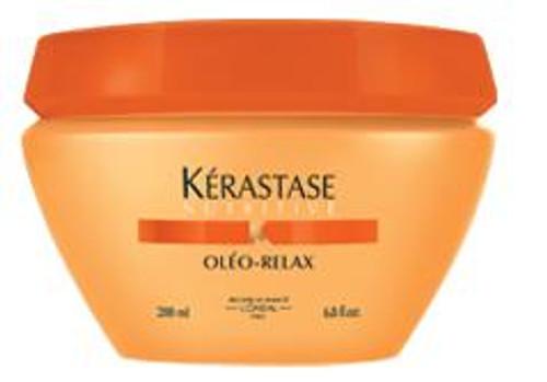 Kerastase Nutritive Oleo-Relax Smoothing Mask - for dry & rebellious hair