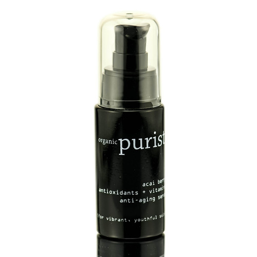100% Pure Organic Purist Acai Berry Anti-Aging Serum