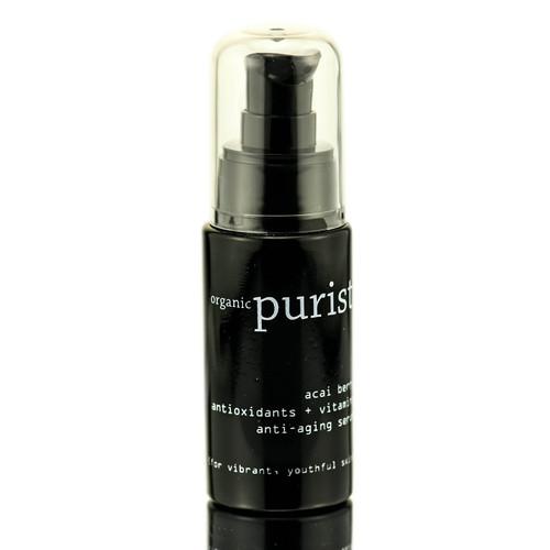 100% Pure Organic Purist Acai Berry Anti-Aging Serum
