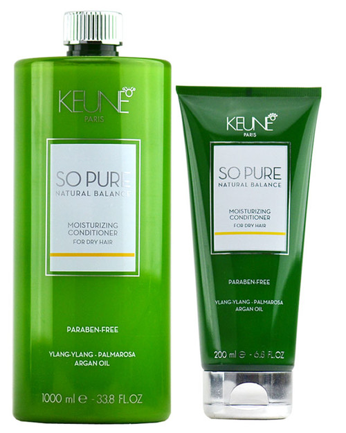 Keune So Pure Natural Balance Moisturizing Conditioner