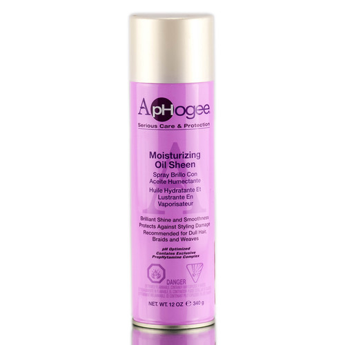 Aphogee Moisturizing Oil Sheen