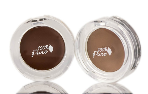 100% Pure Fruit Pigmented Eyebrow Powder Gel