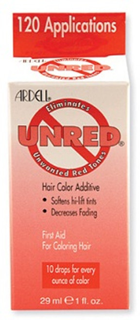 Ardell Unred Hair Color Additive