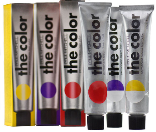 Paul Mitchell Hair Color The Color