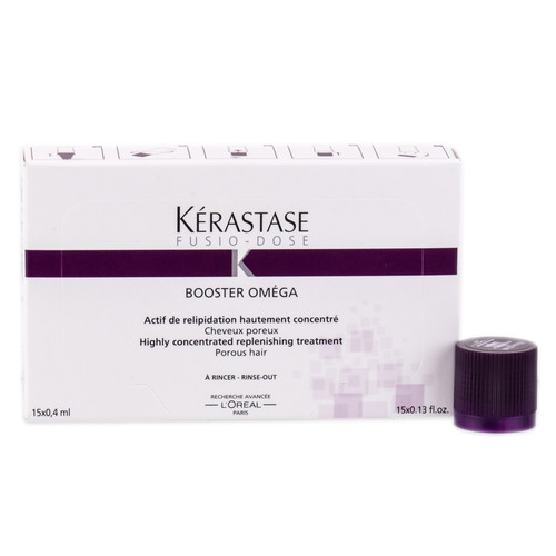 Kerastase Fusio-Dose Booster Omega - Highly Concentrated Replenishing Treatment