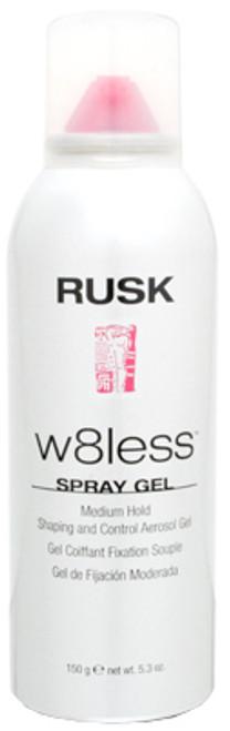 Rusk W8less Spray Gel - Medium Hold