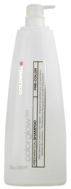 Goldwell Color Glow IQ Pre-Color Preparation Shampoo