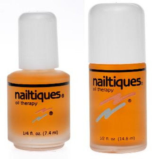 Nail Supplements: Nailtiques Oil Therapy