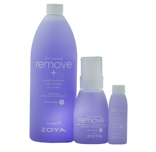 Staff Favorites: Zoya Remove Polish Remover