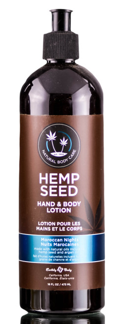 Earthly Body Marrakesh Hemp Seed Hand & Body Lotion 1
