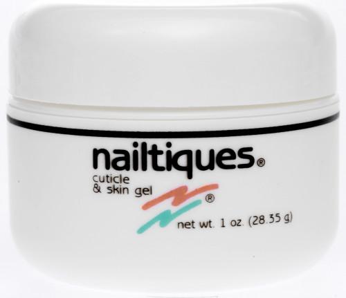 Nail Supplements: Nailtiques Cuticle & Skin Gel.